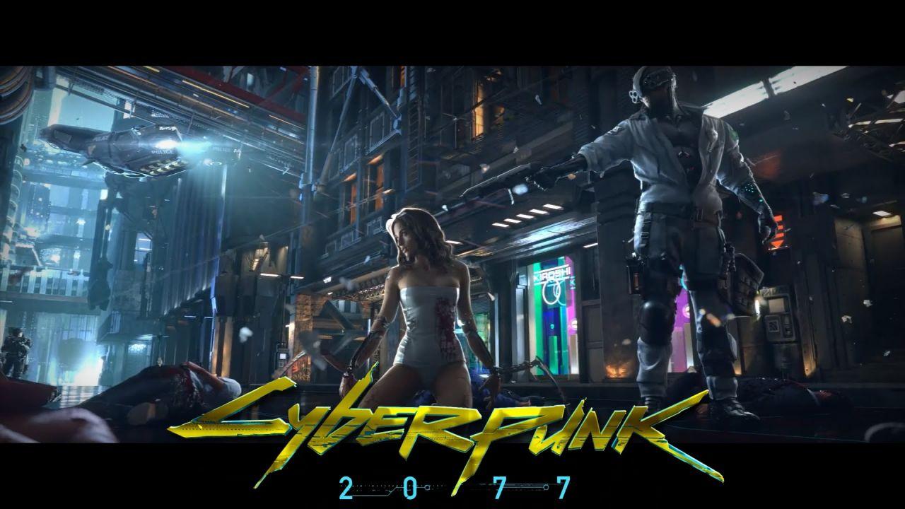 Cyberpunk 2077 data posticipata