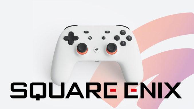 Square Enix presenta la lineup iniziale di Stadia thumbnail