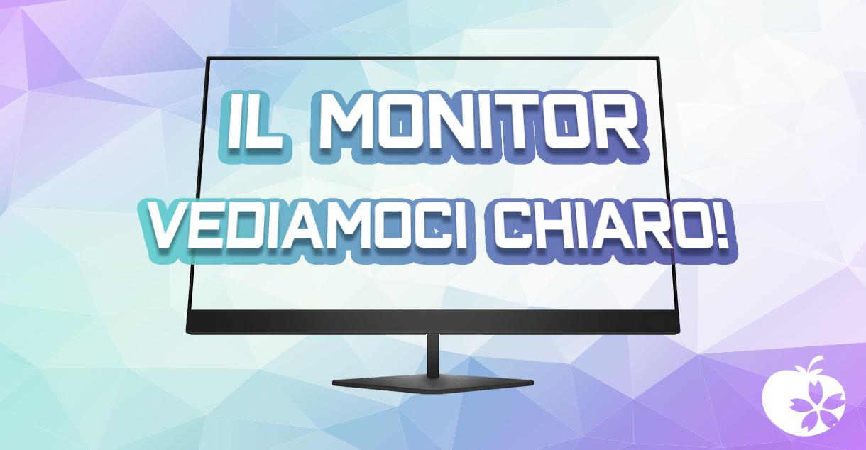 Guida alla costruzione del tuo PC assemblato: IL MONITOR thumbnail