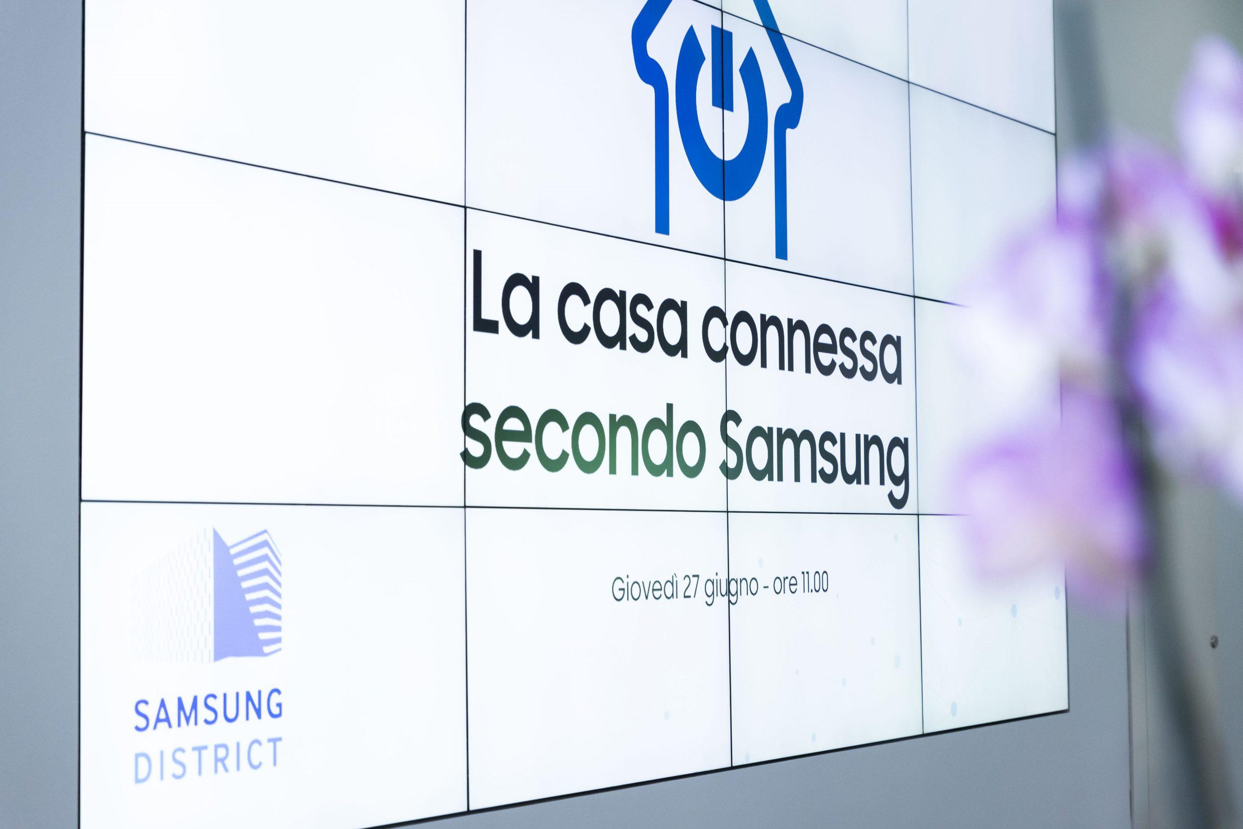 Smart Home: la ricetta di Samsung per una casa connessa thumbnail