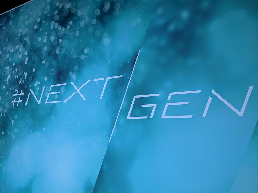 #NEXTGen logo BMW photo