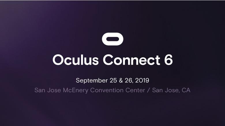 Oculus Connect torna il 25 e 26 settembre a San Jose thumbnail