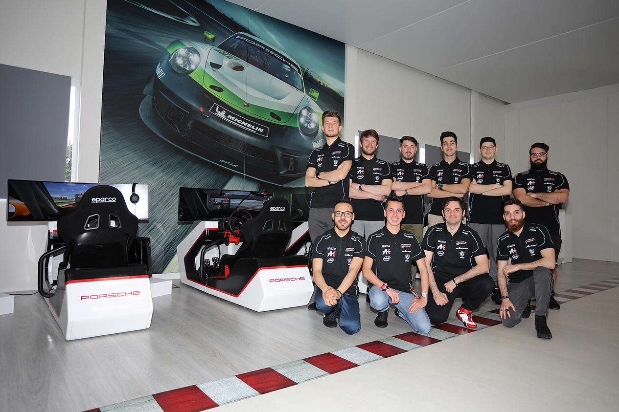 Porsche Carrera Cup: Q8 Hi Perform entra negli esports thumbnail