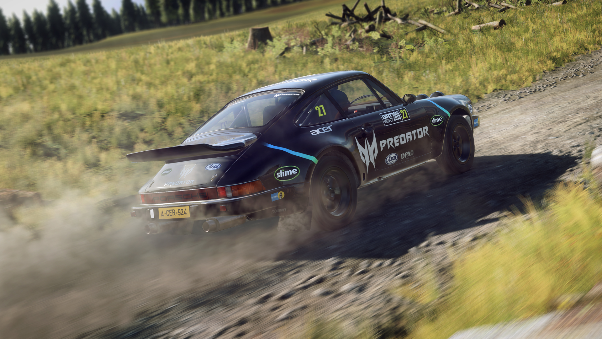 DiRT Rally 2.0 si mostra in un nuovo trailer thumbnail