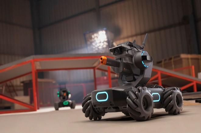 RoboMaster S1: in arrivo il nuovo robot da guerra di DJI thumbnail