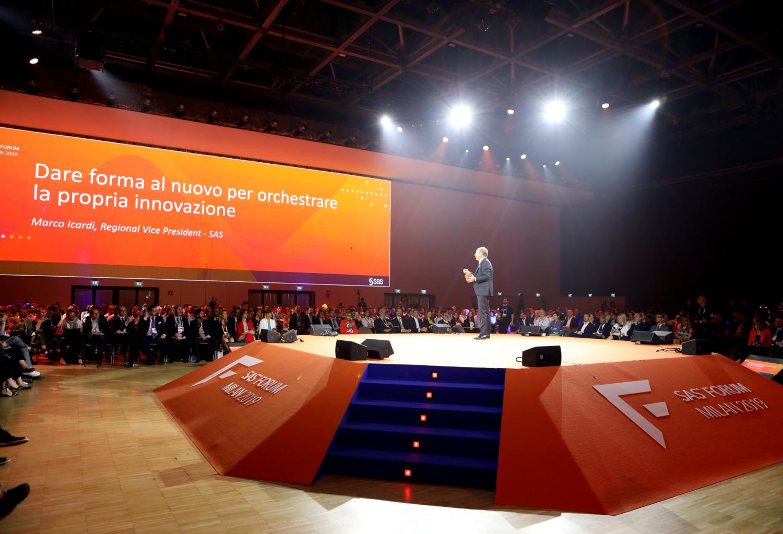 SAS Forum Milan: tutte le novità in ambito di Analytics, AI e trasformazione thumbnail