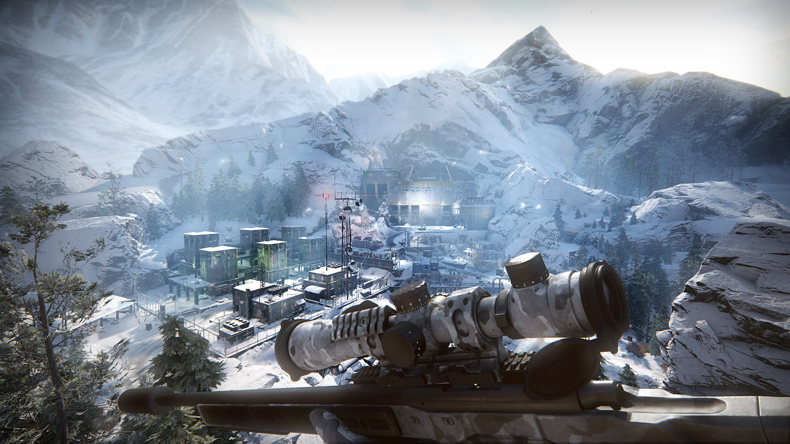 Sniper Ghost Warrior Contracts: ecco il teaser trailer! thumbnail