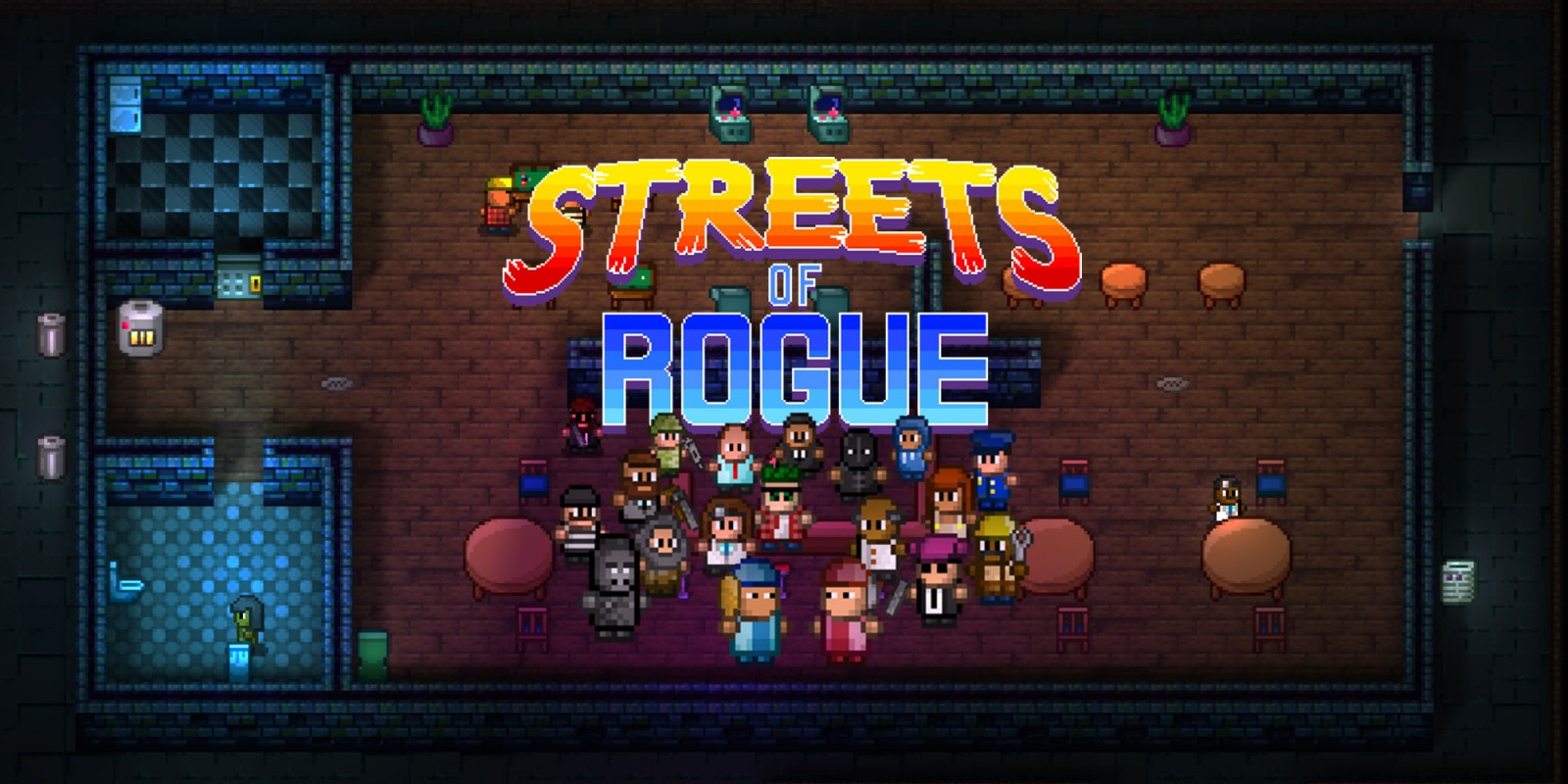 Streets of Rogue in arrivo su tutte le console a Luglio thumbnail