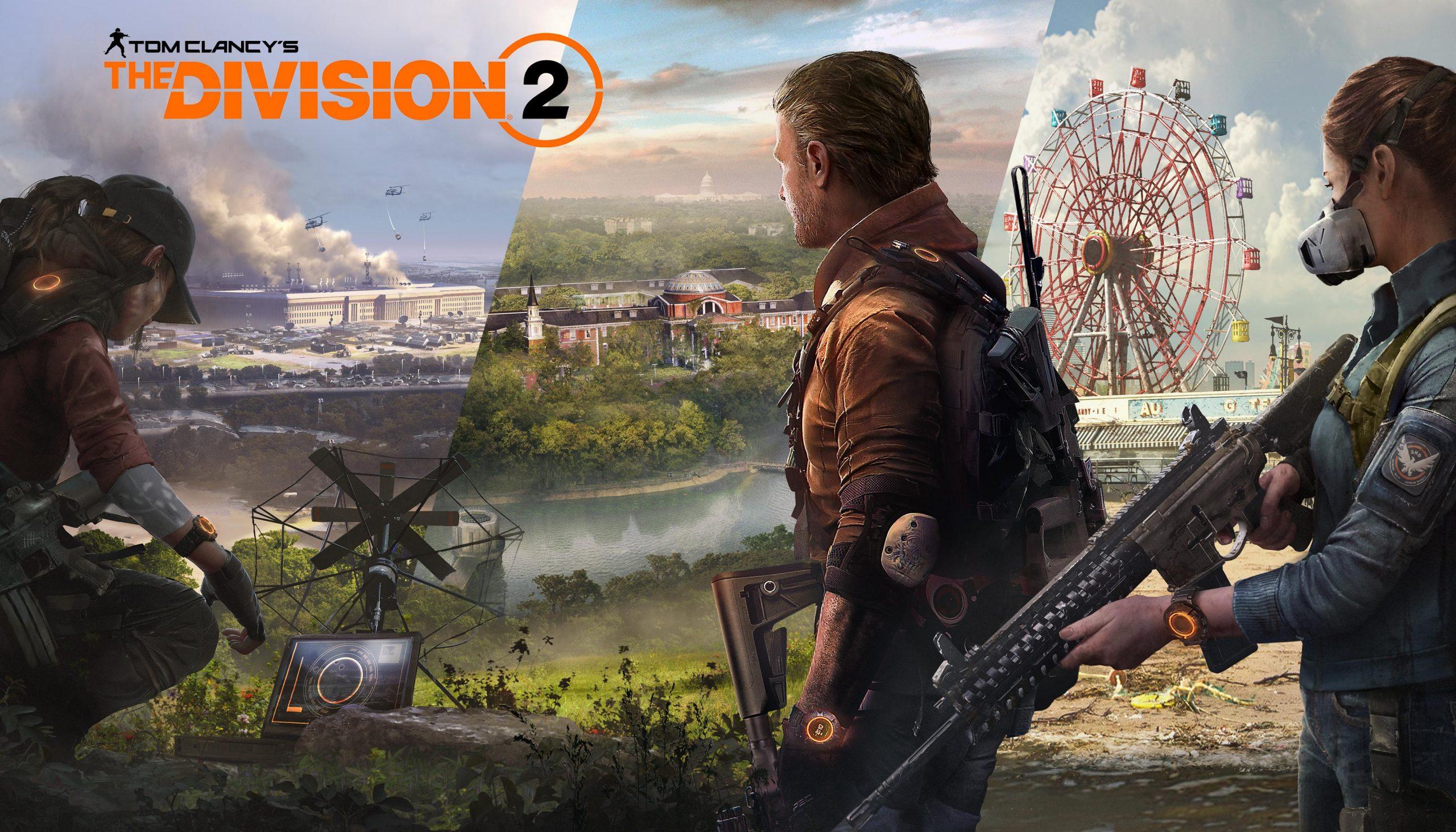 Ubisoft svela le espansioni di Tom Clancy's The Division 2 thumbnail