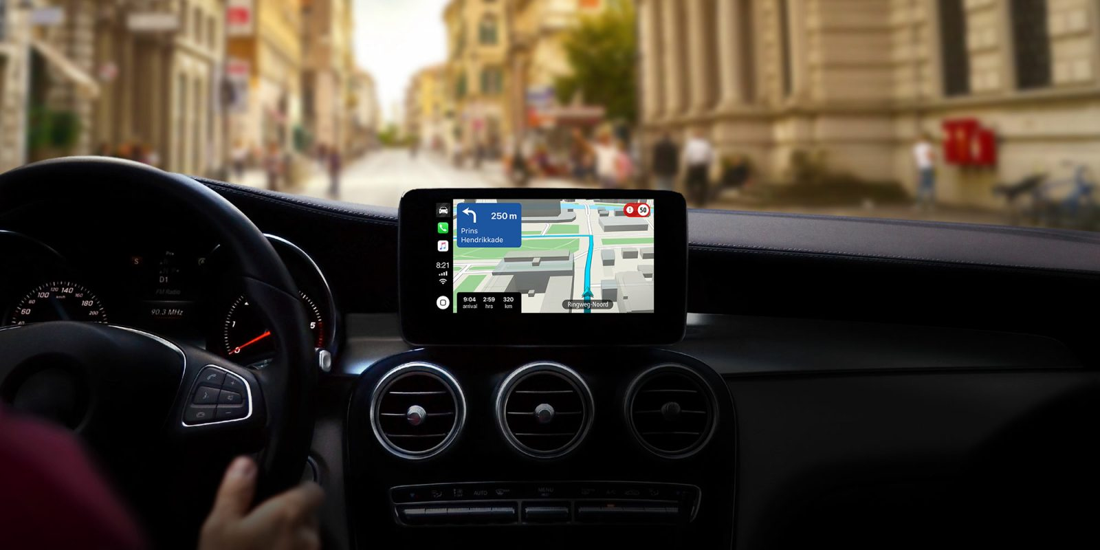 TomTom e la guida autonoma: una partnership e tanta innovazione thumbnail