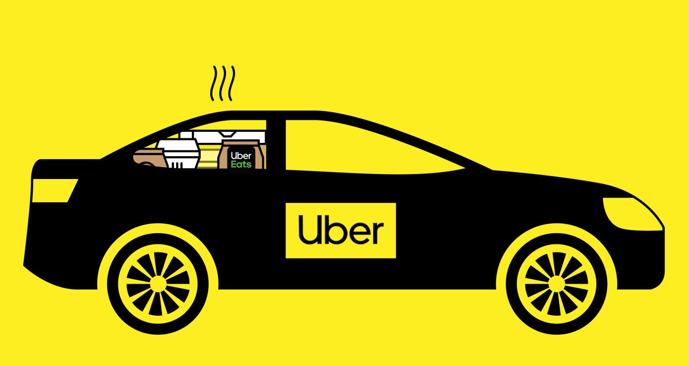 Uber Eats come BlackMirror: servizi, abbonamenti, premi su smartphone thumbnail