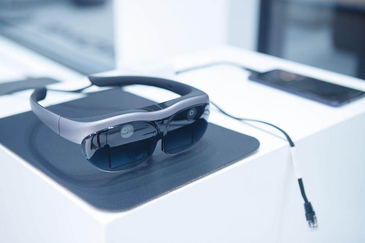 Vivo: annunciati i primi occhiali AR all'MWC di Shangai thumbnail