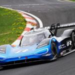 Volkswagen record Nürburgring automobili elettriche
