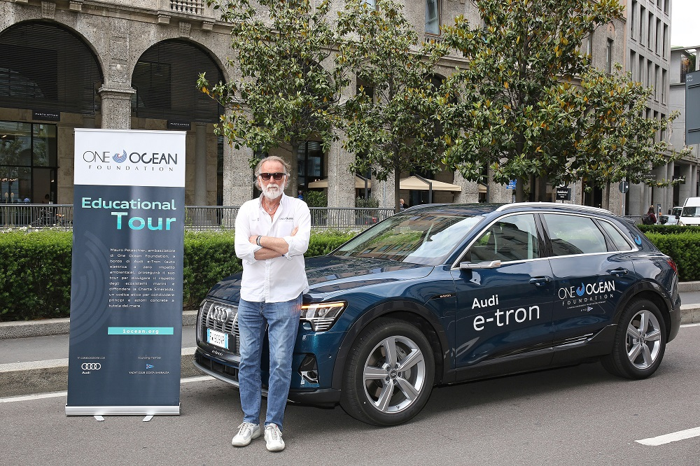 Audi e One Ocean Foundation insieme per la salute dei nostri mari thumbnail