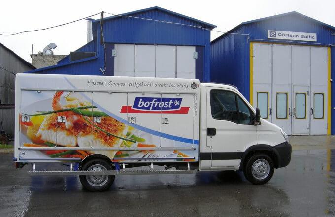Bofrost Italia permette ora di tracciare i surgelati con lo smartphone thumbnail