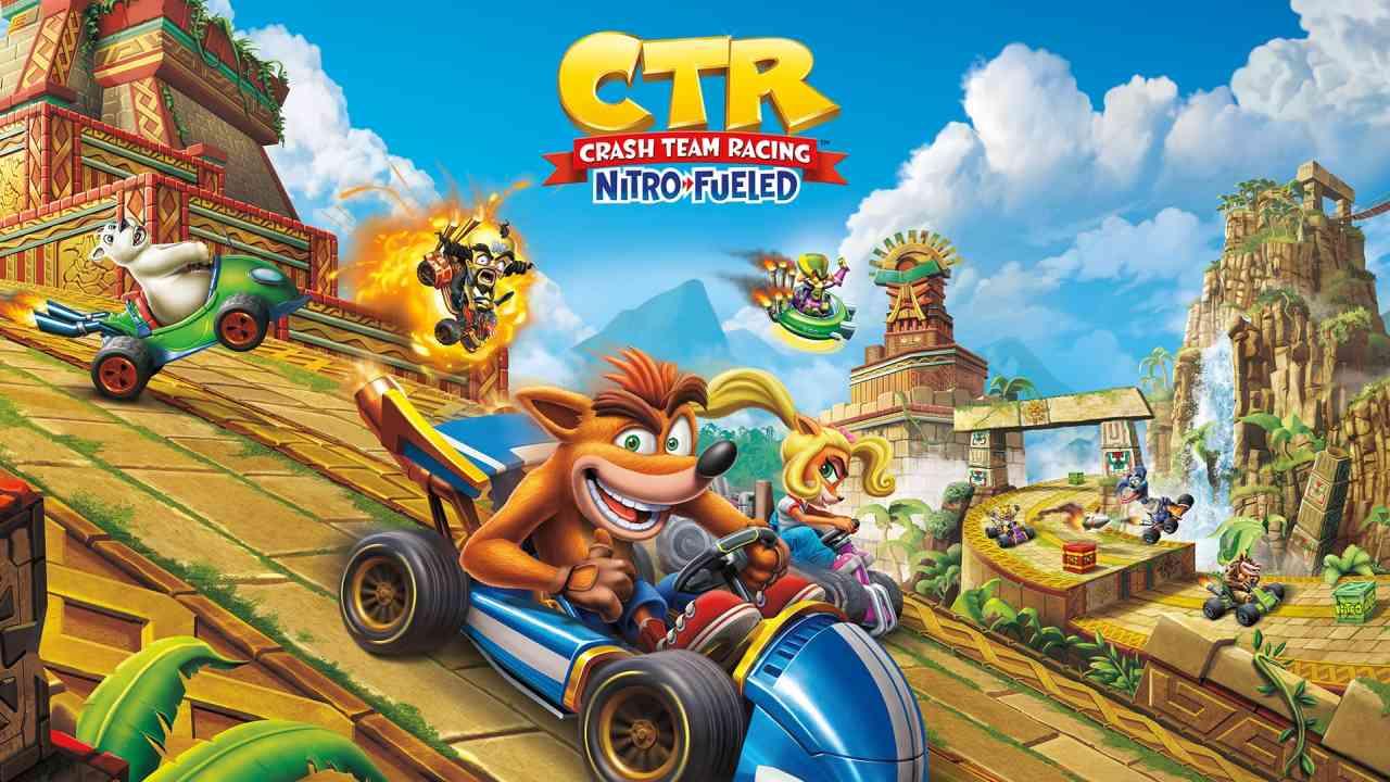 Crash Team Racing Nitro-Fueled: disponibile trailer di lancio thumbnail