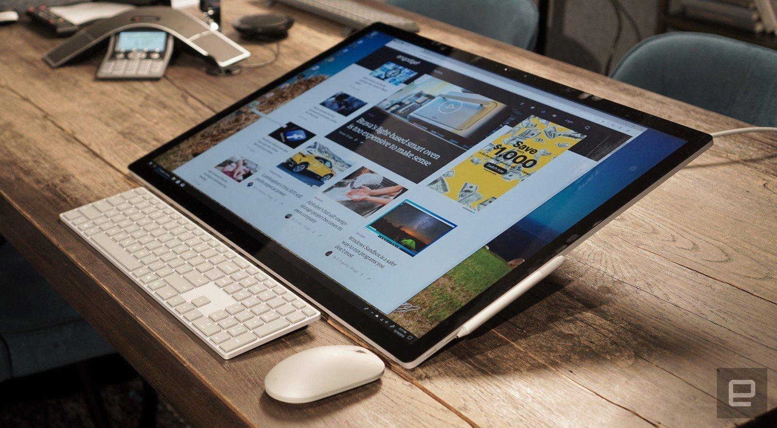 Il nuovo tablet dual-screen di Microsoft potrà eseguire app Android thumbnail