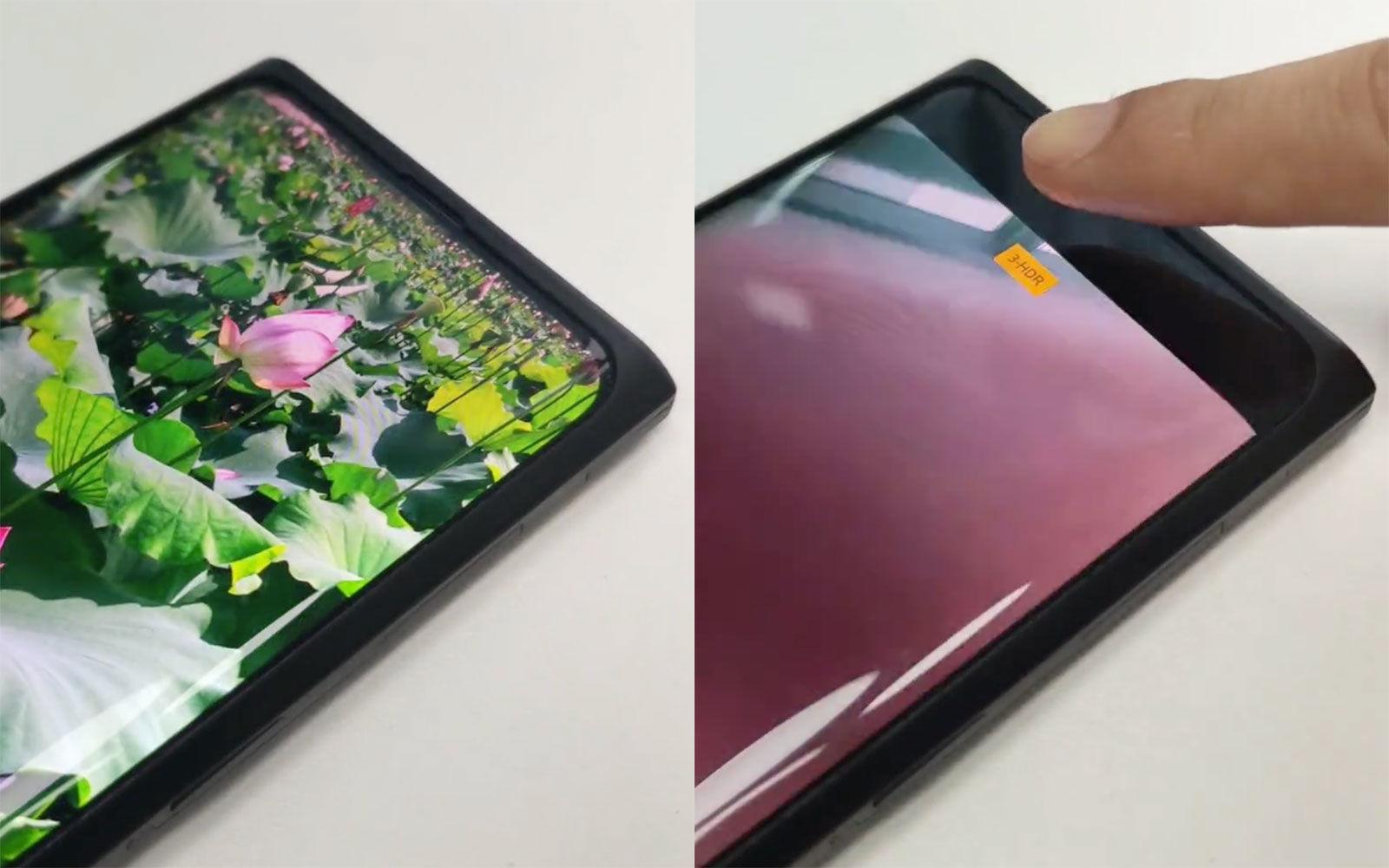 La fotocamera sotto il display di Oppo chiama... E Xiaomi risponde! thumbnail