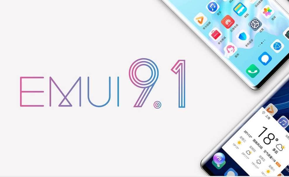 Emui 9.1: ecco gli smartphone aggiornati da Huawei thumbnail