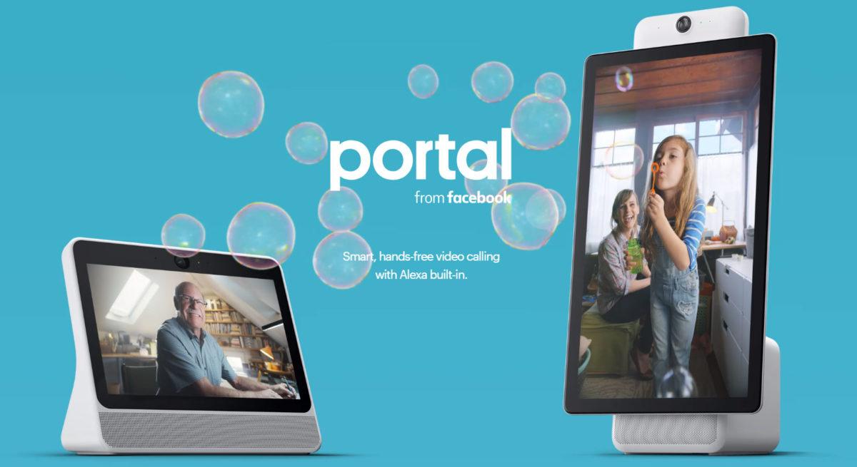 Facebook Portal: un autunno tra Europa e successori thumbnail