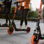 flash circ monopattini escooter