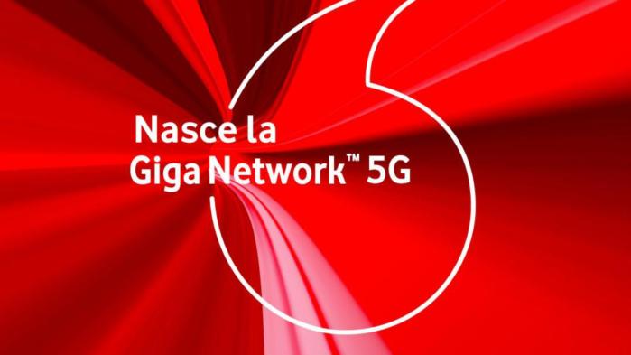 Vodafone Giga Network 5G: on air la nuova campagna di comunicazione thumbnail