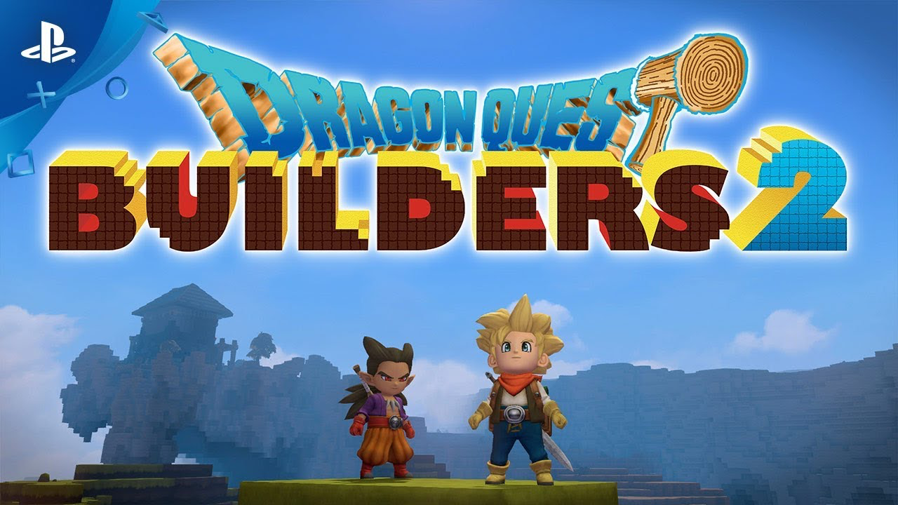 Demo Dragon Quest Builders 2