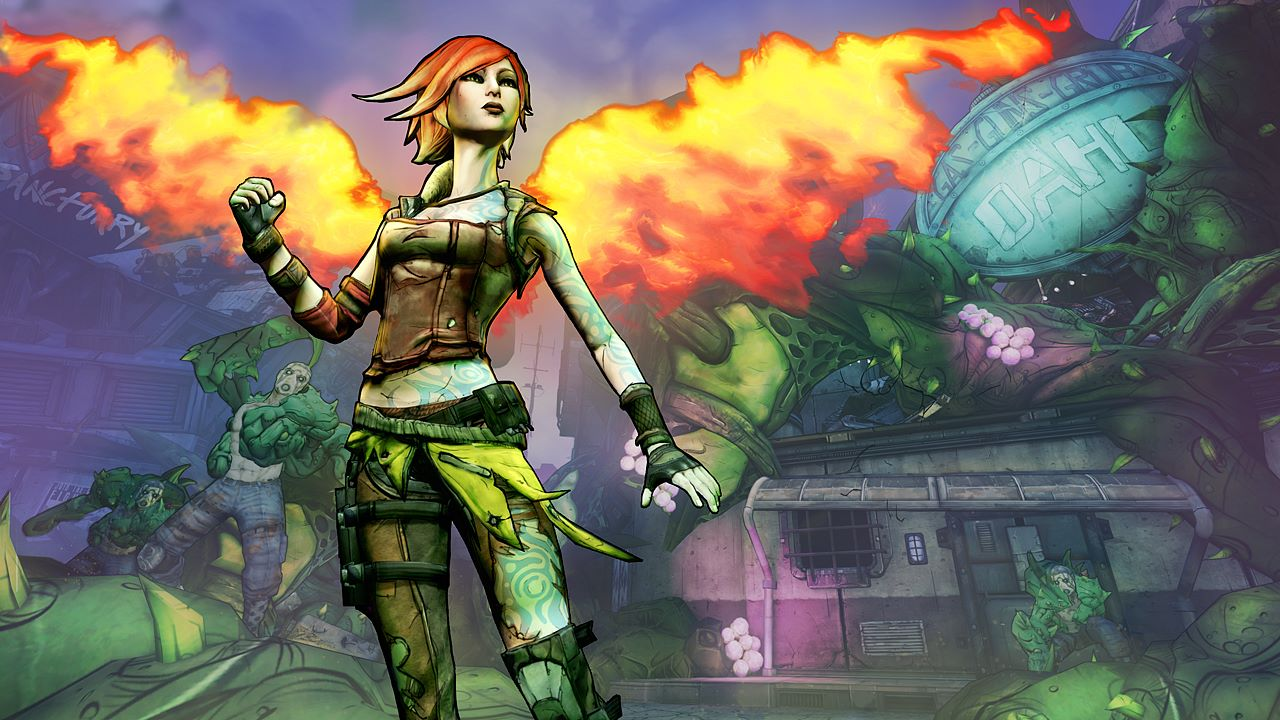 Borderlands 2 Commander Lilith & The Fight for Sanctuary è disponibile thumbnail