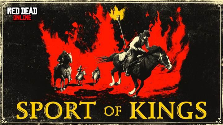 Red Dead Online: ecco la modalità lo Sport dei Re thumbnail