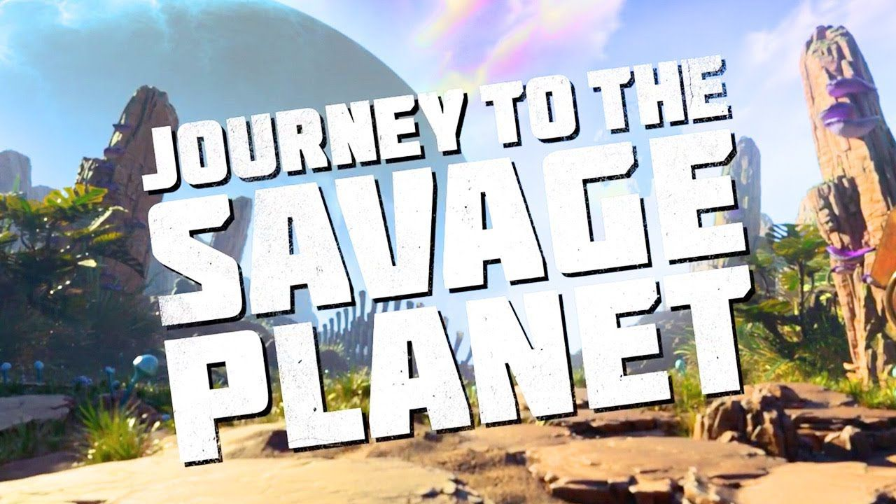 Journey to the Savage Planet: rilasciato un nuovo gameplay trailer thumbnail