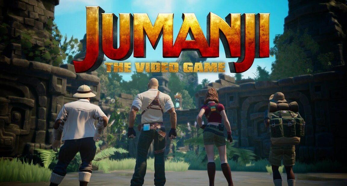 Jumanji: il videogame in arrivo a fine anno thumbnail
