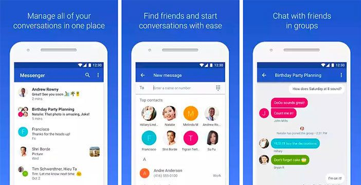 Google RCS Chat la nuova rivoluzione della messaggistica thumbnail
