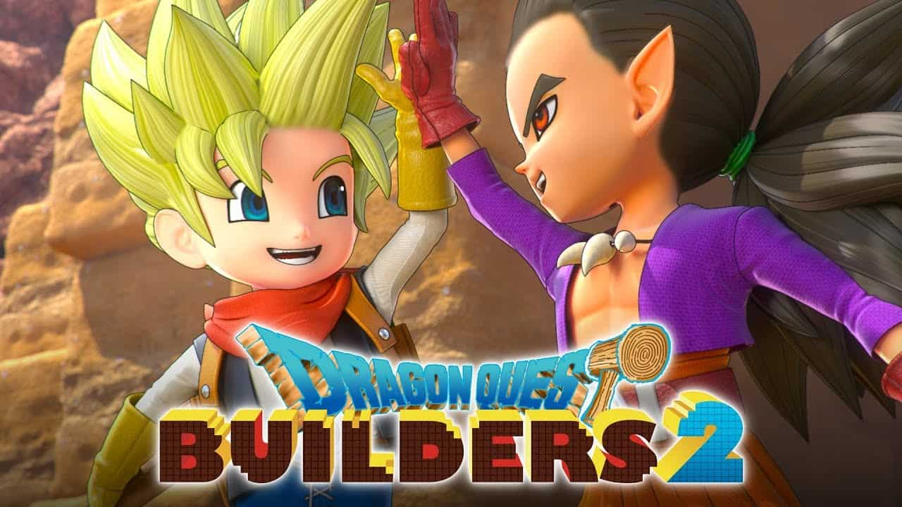 Dragon Quest Builders 2, disponibile la demo del gioco thumbnail