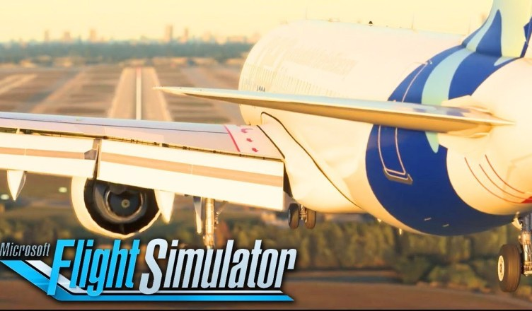 microsoft flight simulator 2019
