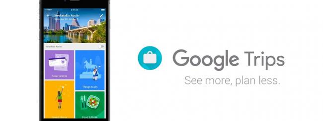 Google Trips: app pronta per un viaggio di non ritorno? thumbnail