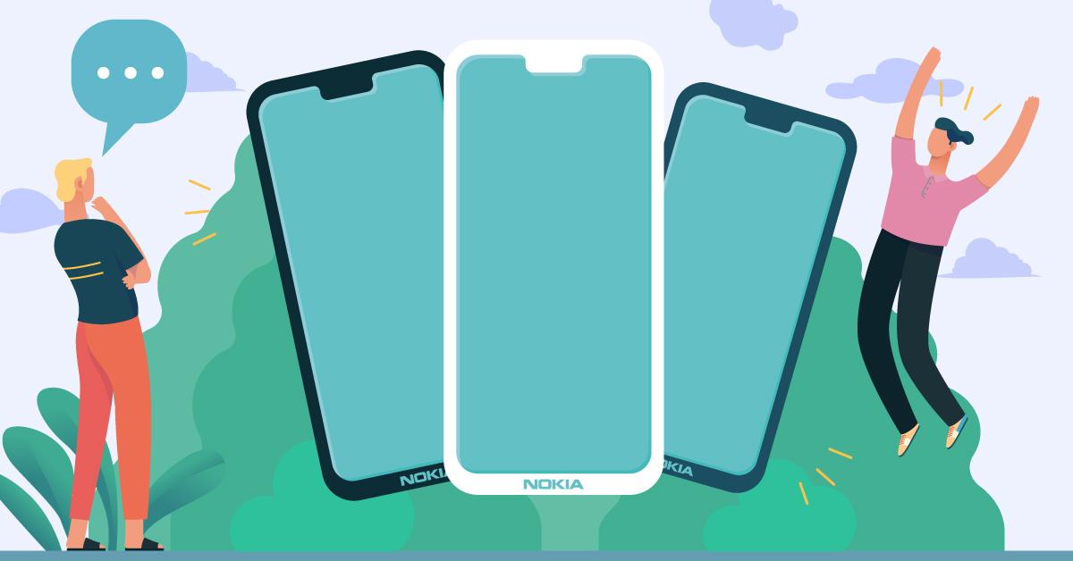 Nokia stila i profili utente perfetti per i suoi smartphone thumbnail