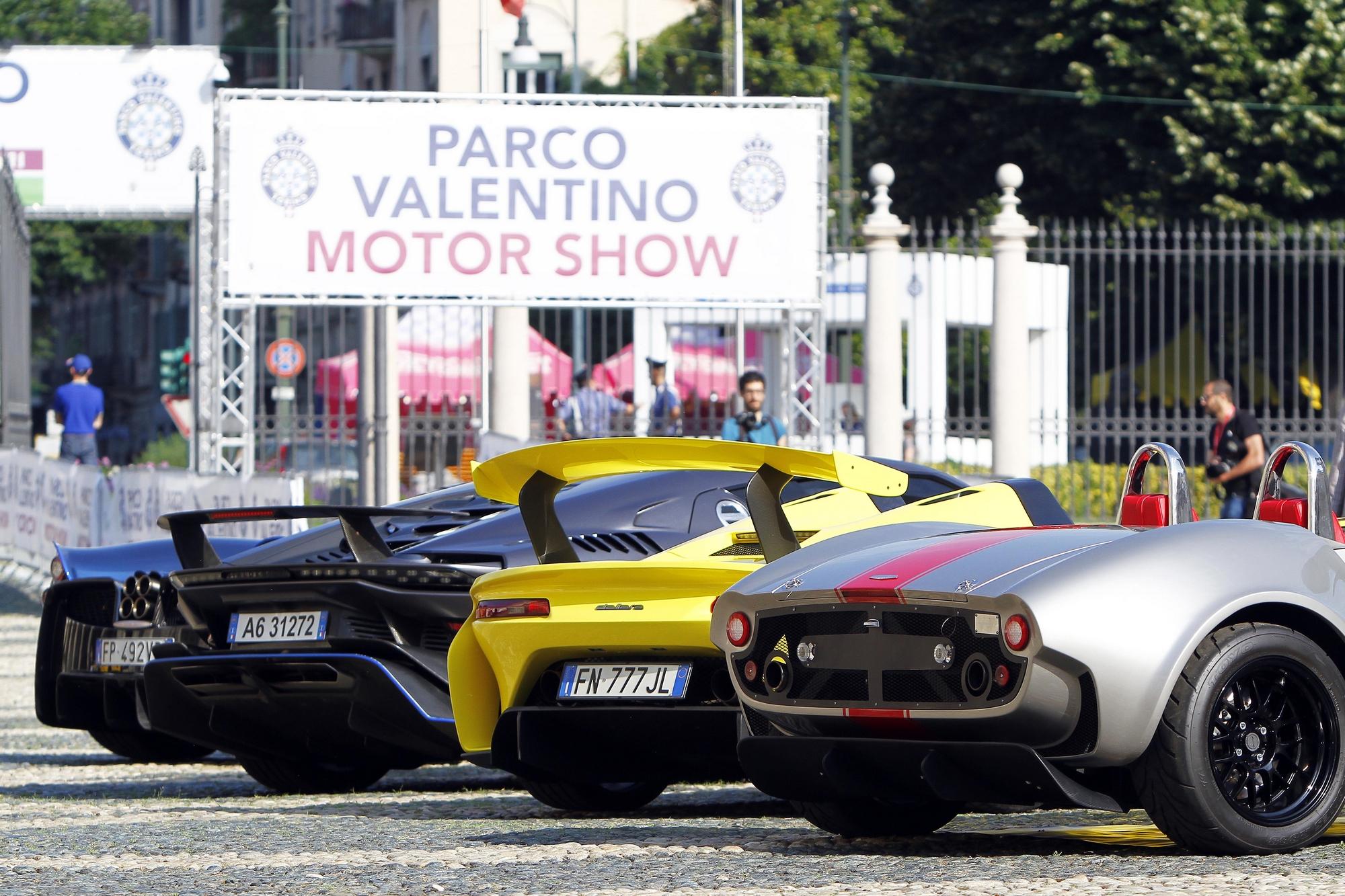 Parco Valentino: il Motor Show di Torino arriva alla sua 5^ edizione thumbnail