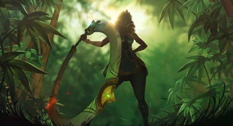 League of Legends: rivelato il nuovo jungler Qiyana thumbnail