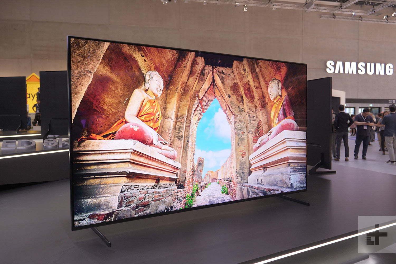 Samsung conferma il suo impegno all'8K Display Summit di New York thumbnail