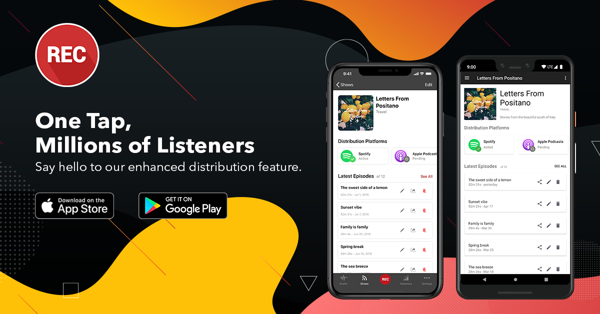 Voxnest: arriva un update di Spreaker per il mondo dei podcast thumbnail