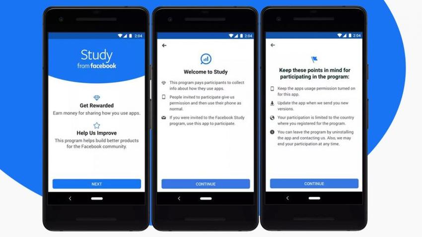 Study: l'app Facebook che ti paga per spiare quello che fai con il tuo cellulare thumbnail