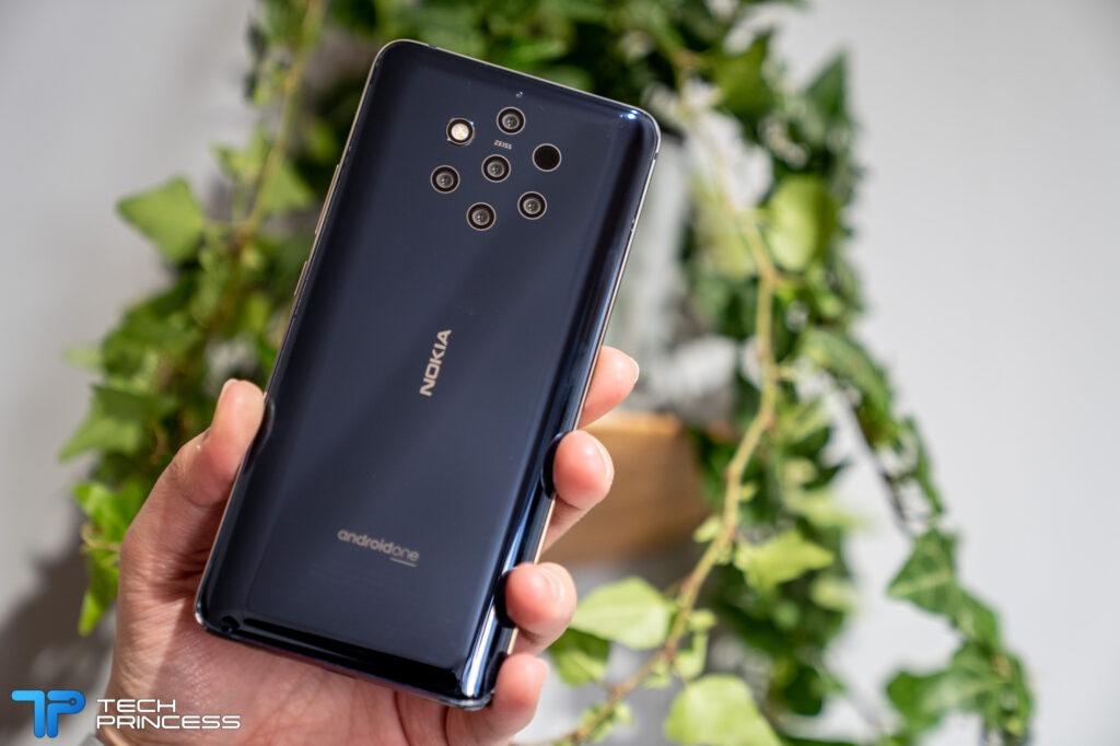 Nokia 9 PureView Light