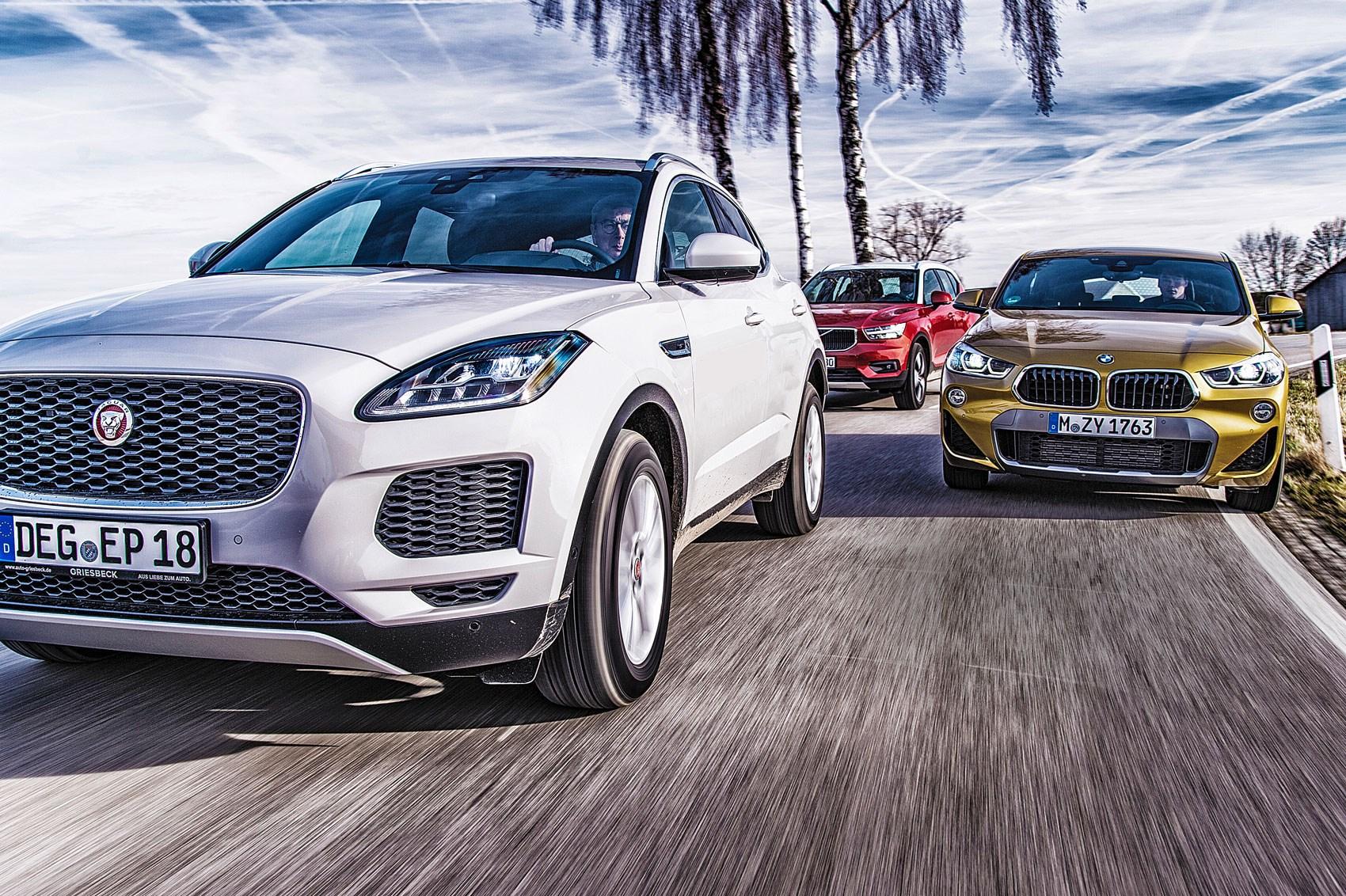 Jaguar e BMW: una nuova generazione di sistemi propulsivi elettrici thumbnail