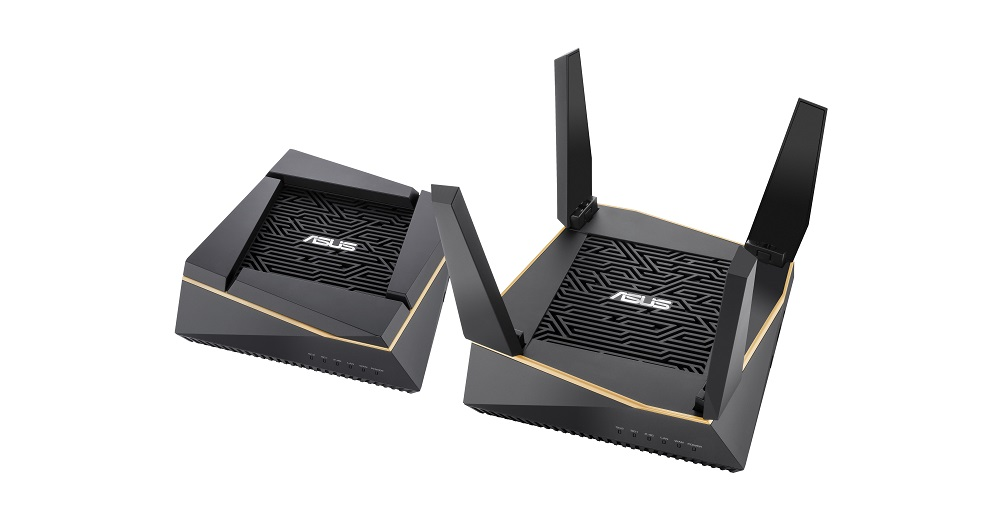 Asus AiMesh AX6100: il nuovo router in grado di sfruttare il Wi-Fi 6 thumbnail