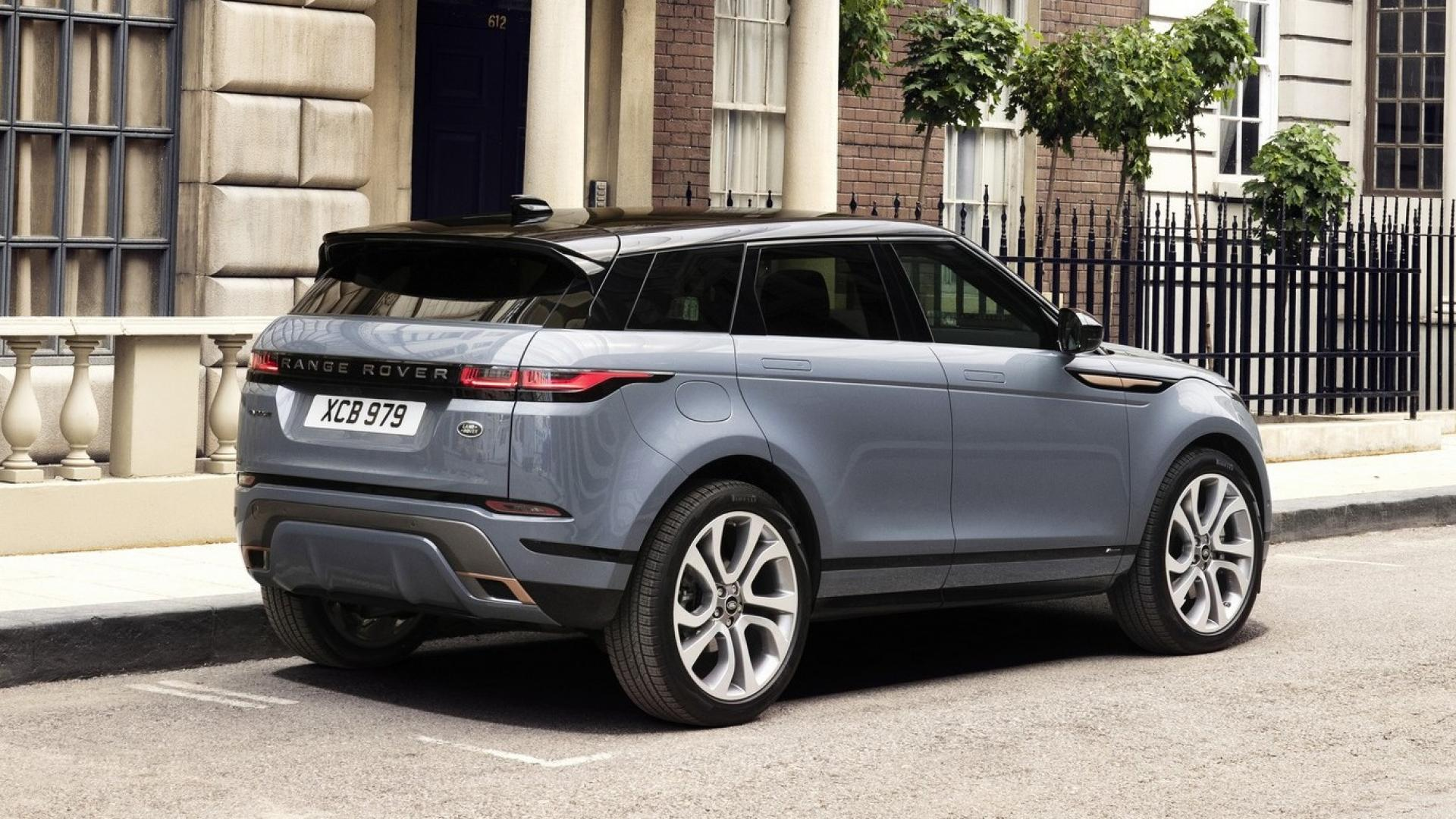Hertz, entra il flotta la Range Rover Evoque Mild Hybrid thumbnail