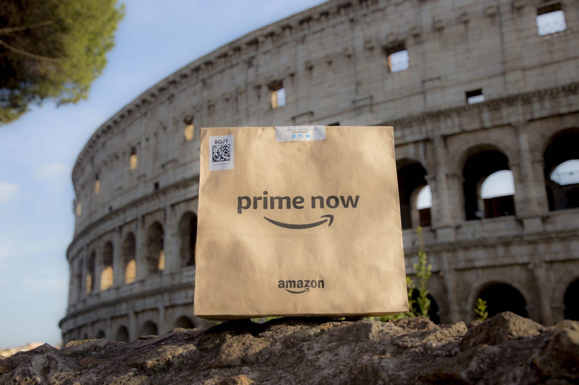 Prime Now Roma