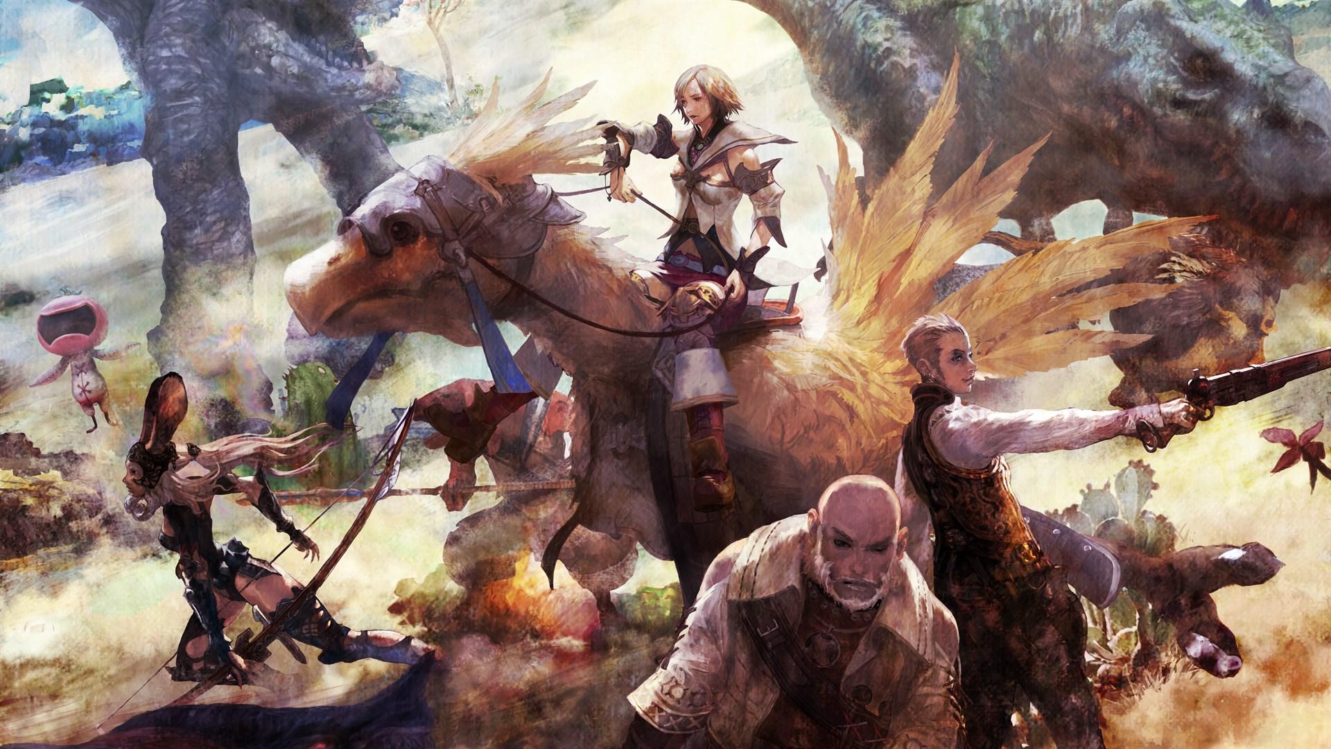 Final Fantasy XII The Zodiac Age: nuovi dettagli dagli sviluppatori thumbnail