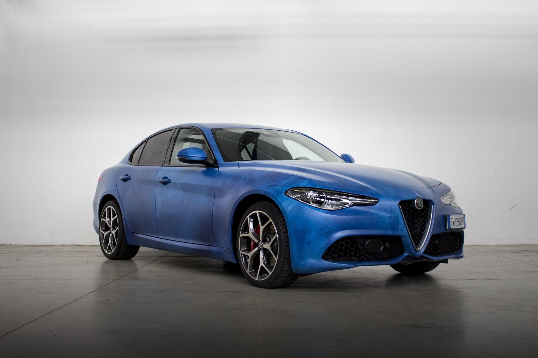 Hertz e Garage Italia presentano Alfa Romeo Giulia Grand Tour Contenuto thumbnail