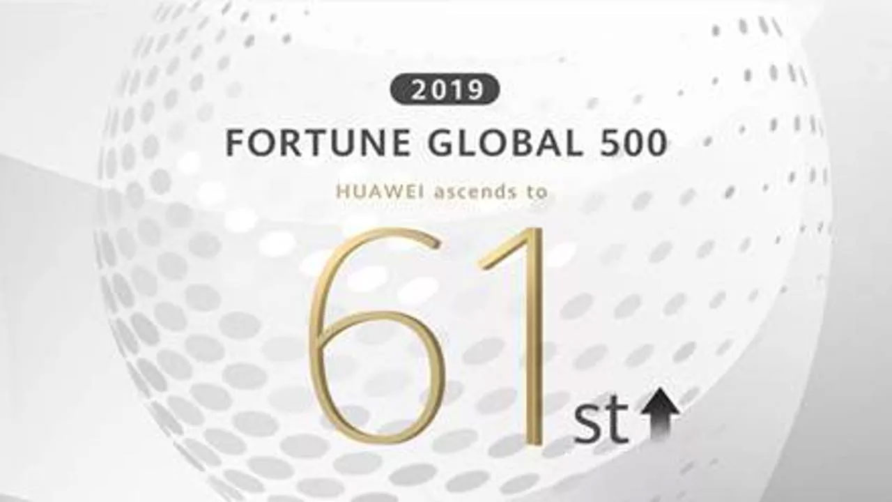 Fortune 500 Huawei