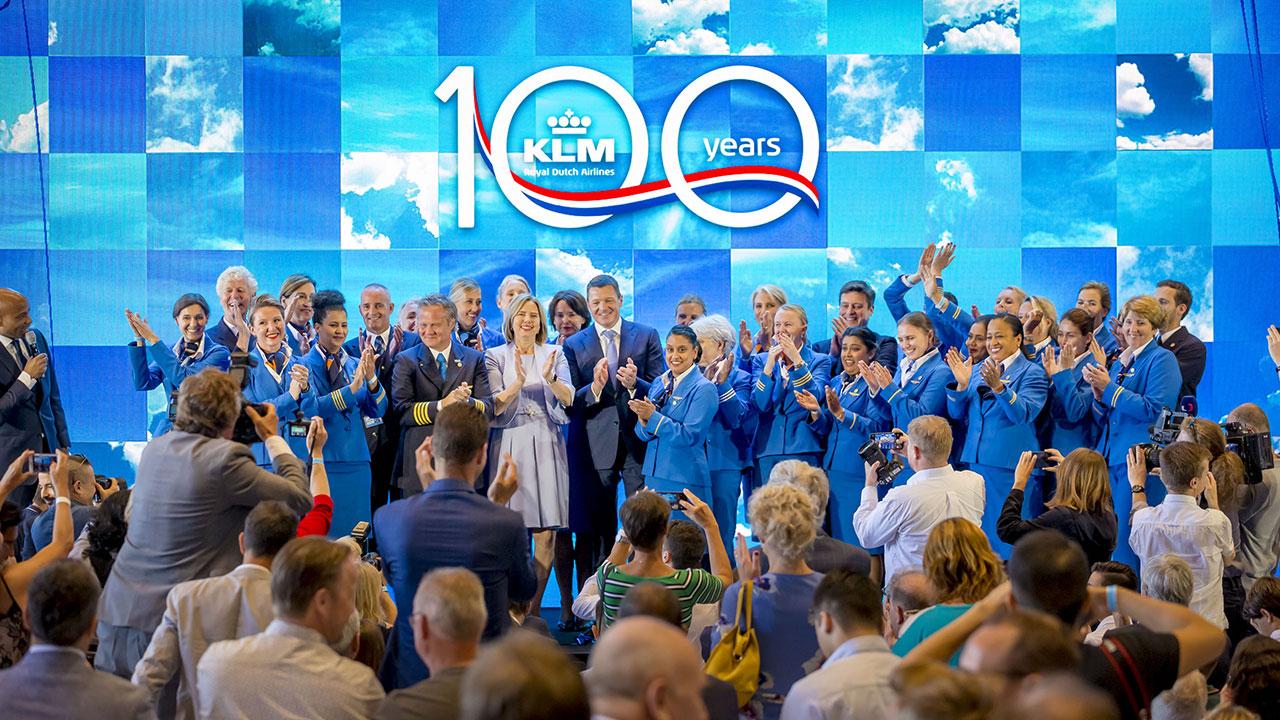 """Fly Responsibly"": un futuro sostenibile per KLM thumbnail"